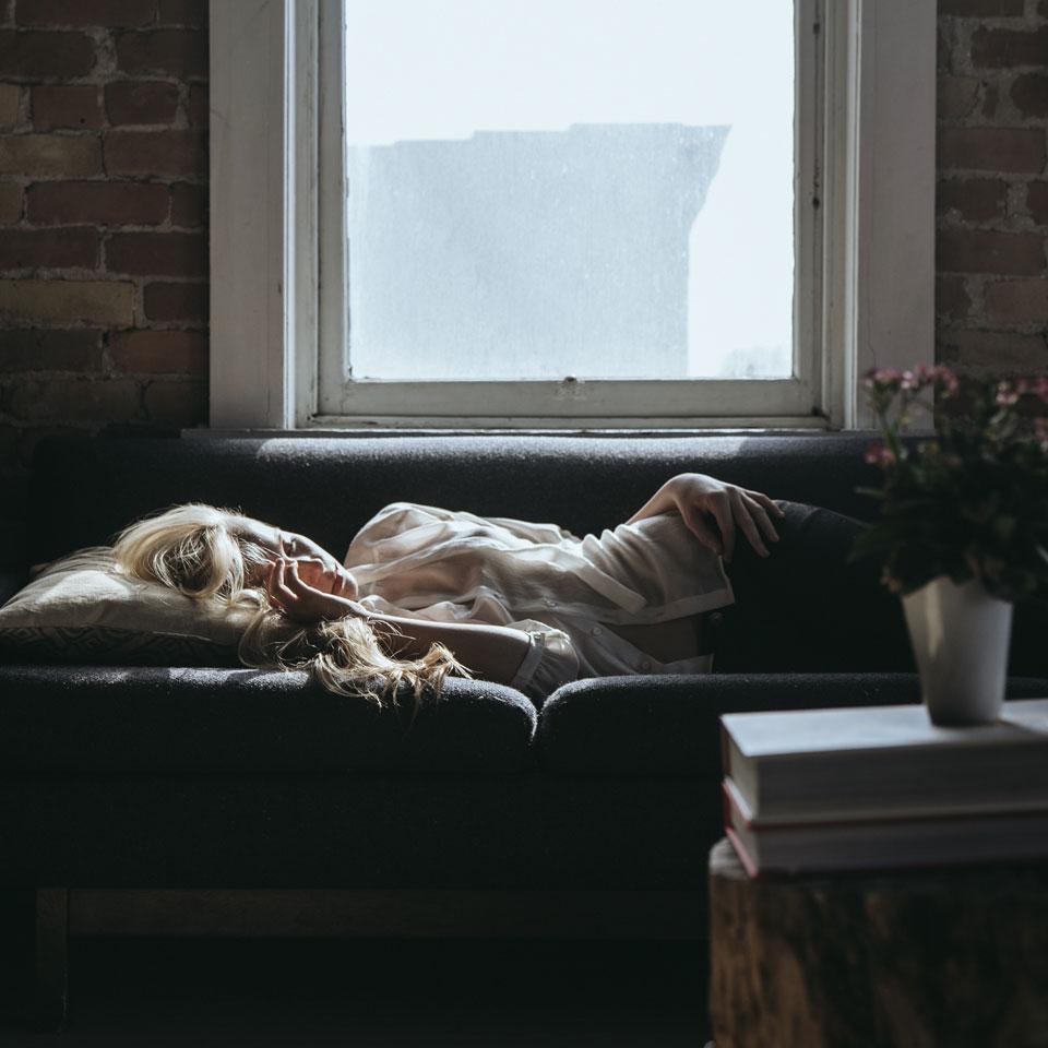 Le trouble du sommeil le plus fréquent est l'insomnie