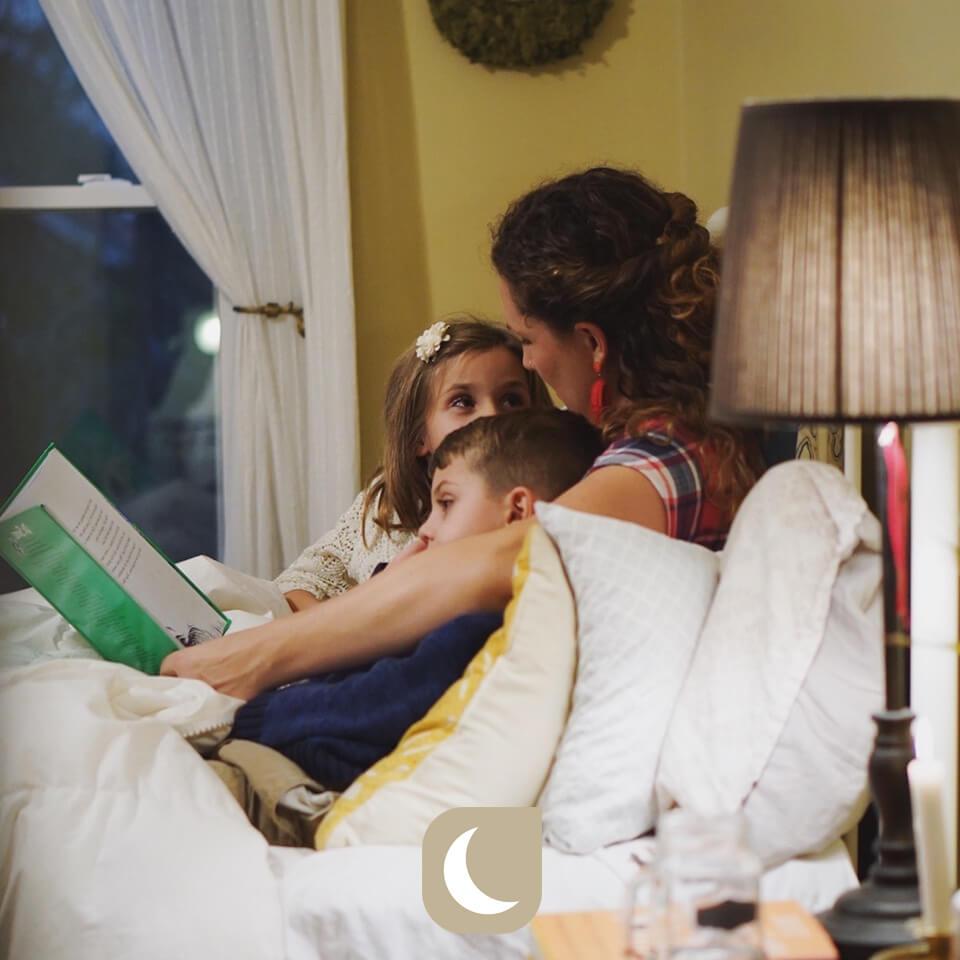 Avant la nuit, il faut rassurer son enfant