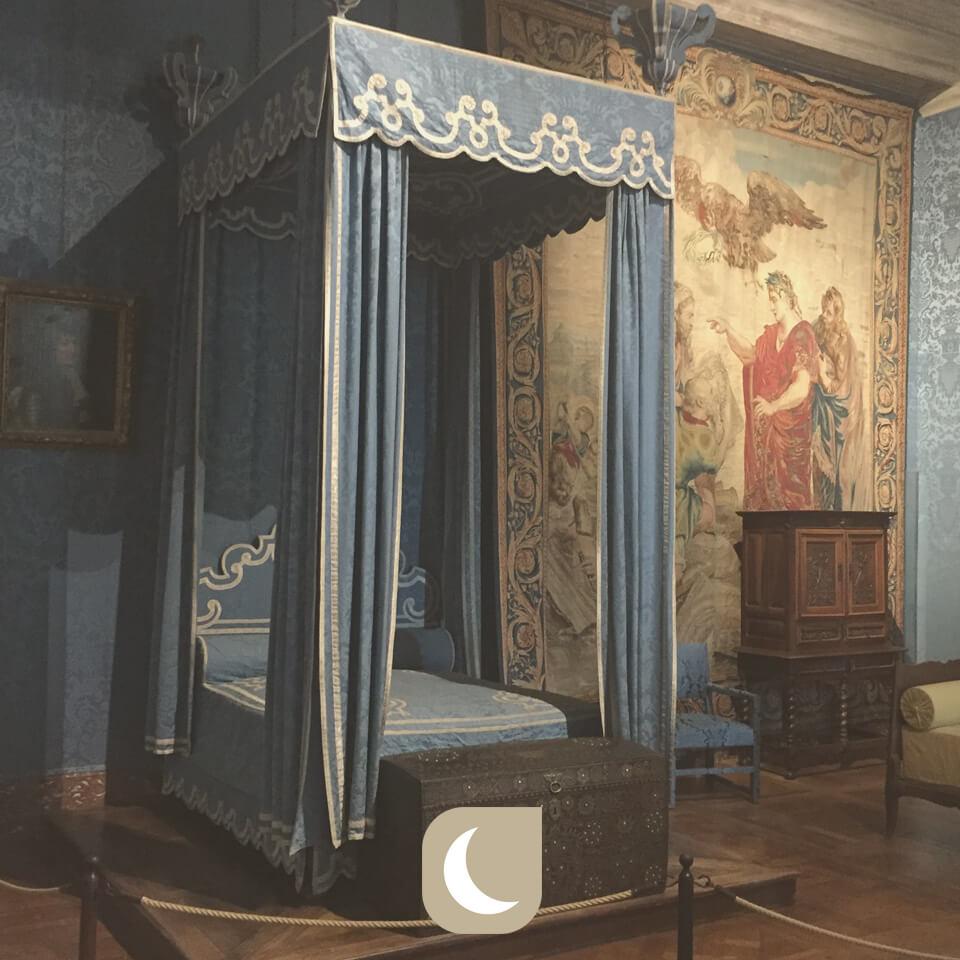 Histoire de la chambre à coucher