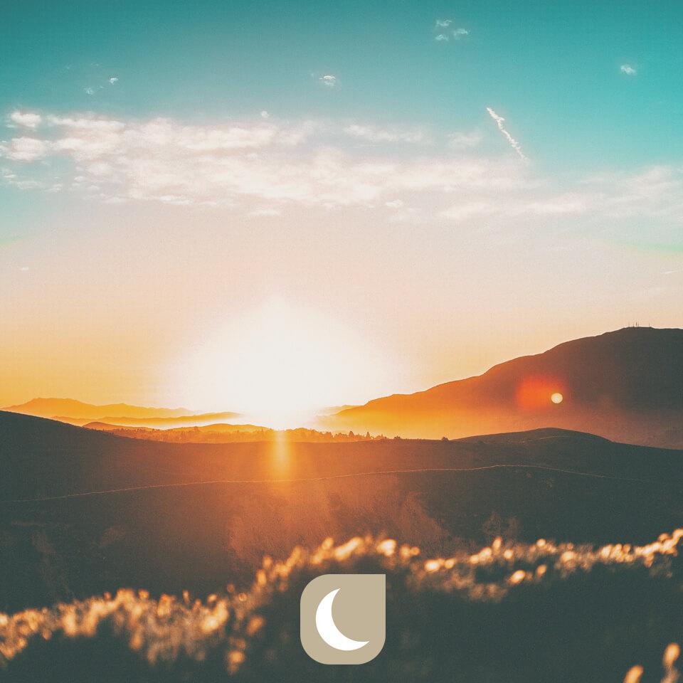 rythme circadien, la lumière du soir